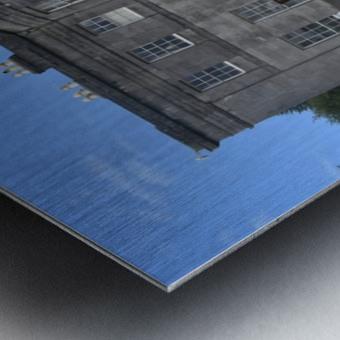 LISSADELL HOUSE & GARDENS Metal print