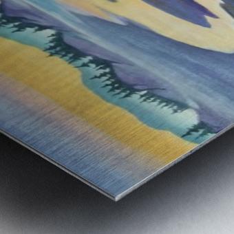 Tofino Beauty Metal print