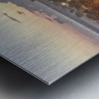 Lonoke, AR   4th of July Metal print