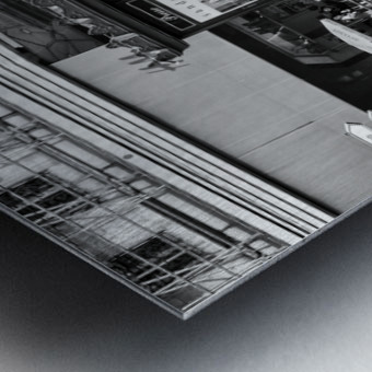 Paris - Newsstand Metal print