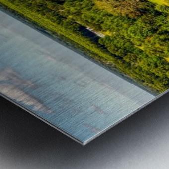 McRae, AR | Water Tower Metal print