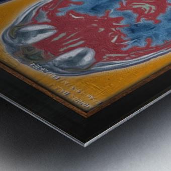Chronicles 1 Metal print