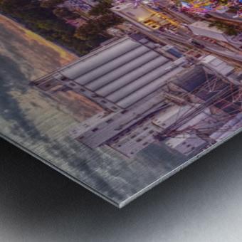 Lonoke AR | Step RightUp Metal print