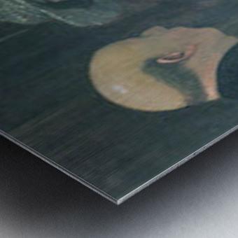 The chaste Susanne by Felix Vallotton Metal print