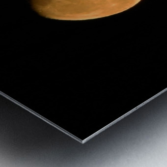 Moon - 4.27 Metal print