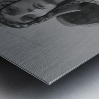 Guardian Angel on Watch Metal print