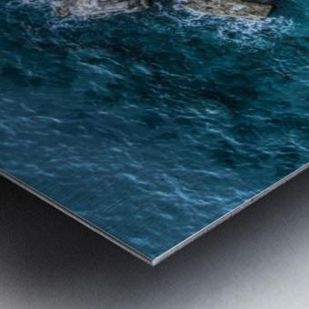 The Beach - Amalfi Coast - Italy Metal print