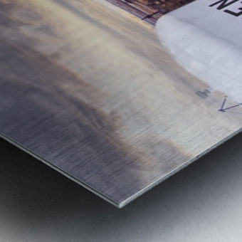 Hazen, AR   Hazen Watertower Metal print
