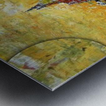 Mount Temple Metal print
