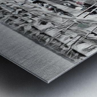 KeithsSketch Metal print