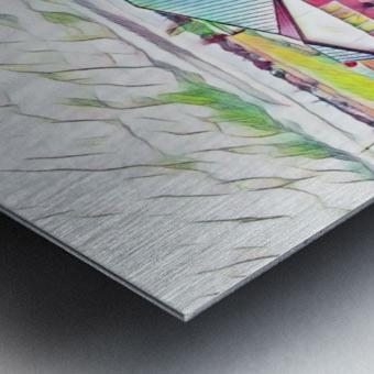 Vilonia Water 2 Metal print