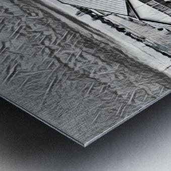 Vilonia Water 1 Metal print