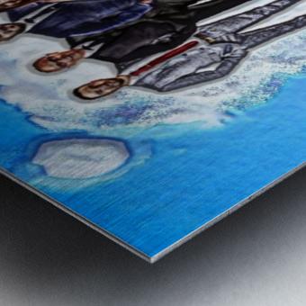 Art   Photo  EDRY team 1 Metal print