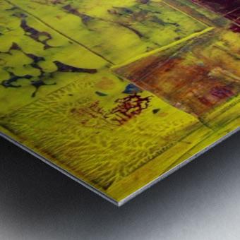 What Lies Beneath Metal print