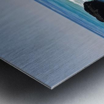 Ocean by Dana Point CA Metal print