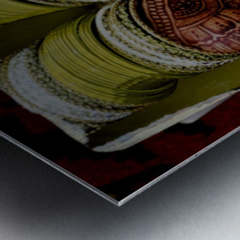 Collage Scrapbooks 2 Metal print
