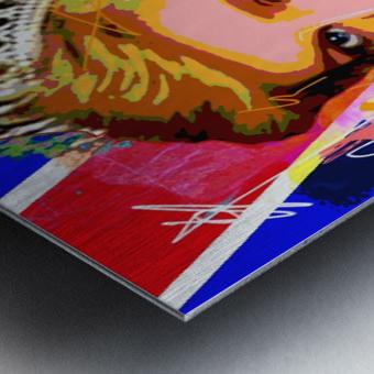 Diana X  Metal print