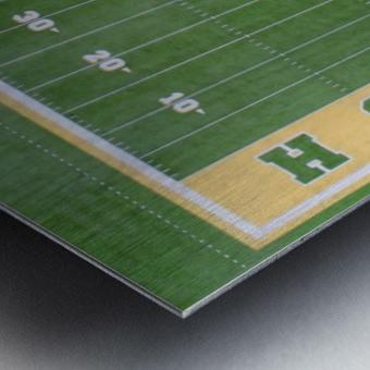 Russellville, AR | ATU Field Ortho Metal print