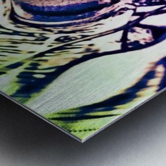 Cool Water  Metal print