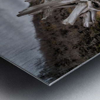 Deadwood at la Bloc Metal print