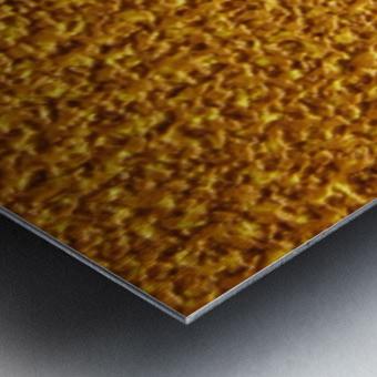Wall Texture Metal print