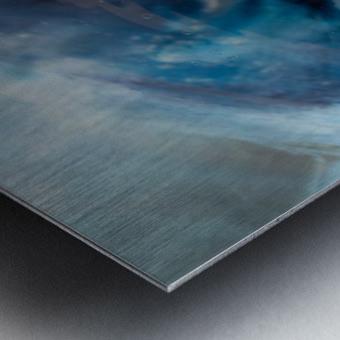 Stars Nursery - Pouponniere detoiles Metal print