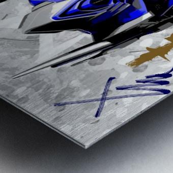 Prime X Metal print
