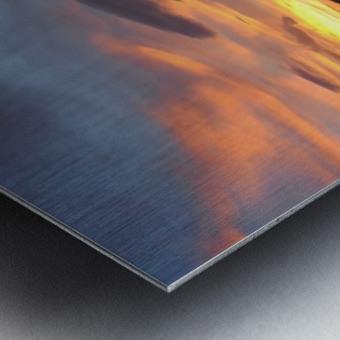 Volcanic Dream Metal print