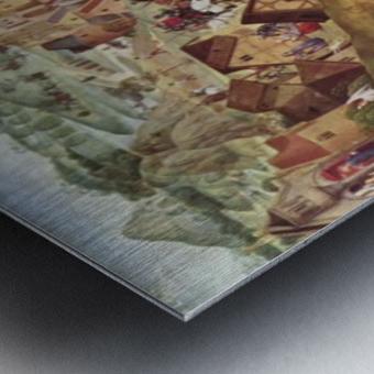 Die sieben Freuden Mariens Metal print