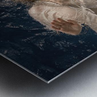Water fairy Metal print