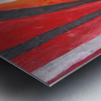 Pillars of life (1)_1526765212.37 Metal print