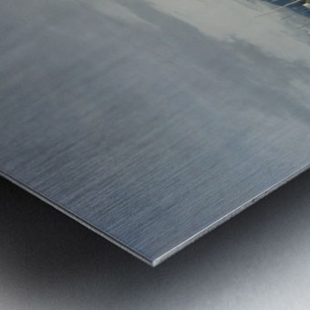 Seward Habor Metal print