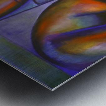 Roundism – 12-05-18 Metal print