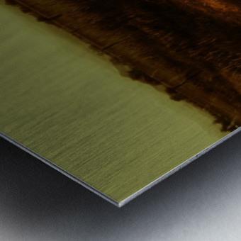 A (2) Metal print