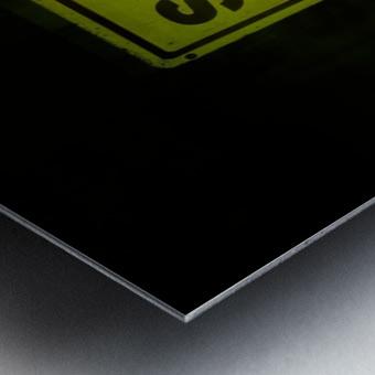 E (13) Metal print