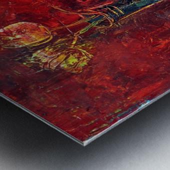 15.PEARS2014year oil on canvas 45x55 cm2500$ Metal print