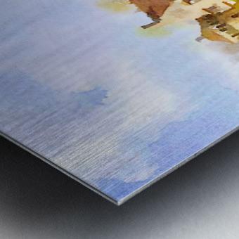 Scotney Castle Metal print