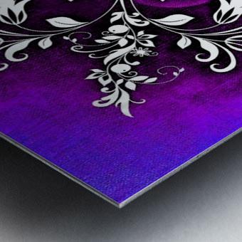 FLOWER TREE 05_OSG Metal print