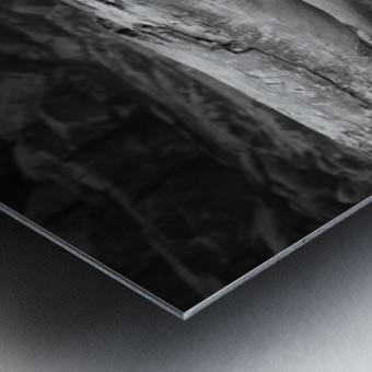 Run Aground - Echouer Metal print