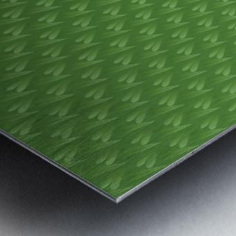 Green Park Metal print
