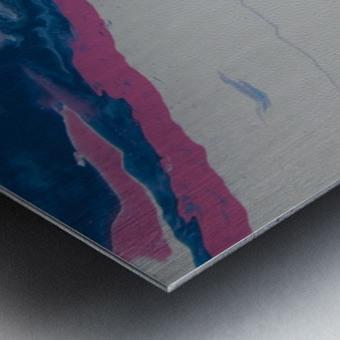 SORROW 2 Metal print