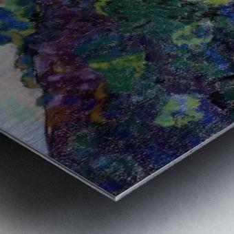 Landscape of the Creuse Metal print