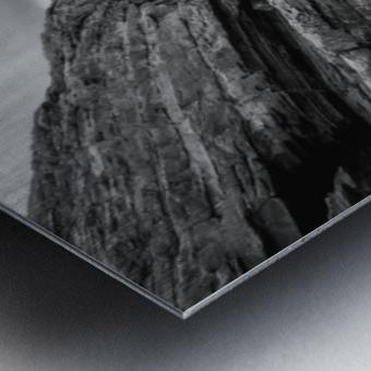 Escarpements Ecossais Impression metal