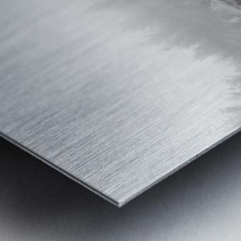 Brume Matinale Impression metal