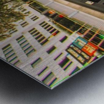 Bruxelles - Colorflow Impression metal