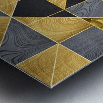 Geometric XXIV Metal print