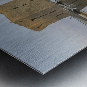 Acciaroli Metal print