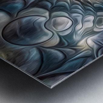 Fractal Design 2 Metal print