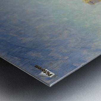 Lile Saint-Honorat Metal print