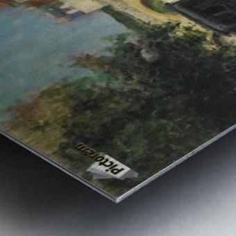Riverscape Metal print